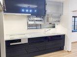 キッチンリフォーム家事効率を追求した使いやすいシステムキッチン